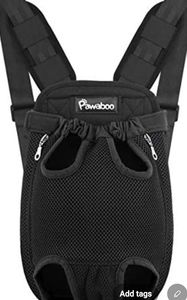 Pawaboo Small Dog Carrier Size Small
